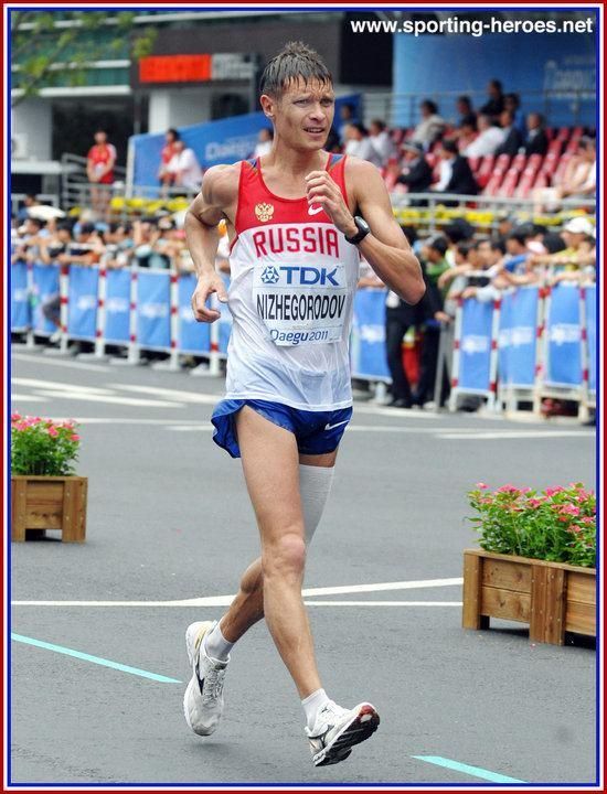 Denis Nizhegorodov nizhegorodov Denis 2011 World Championships silver