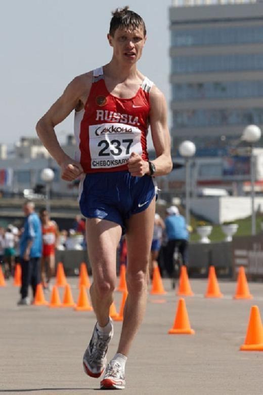Denis Nizhegorodov Individual Elite Atlete Photo Pages