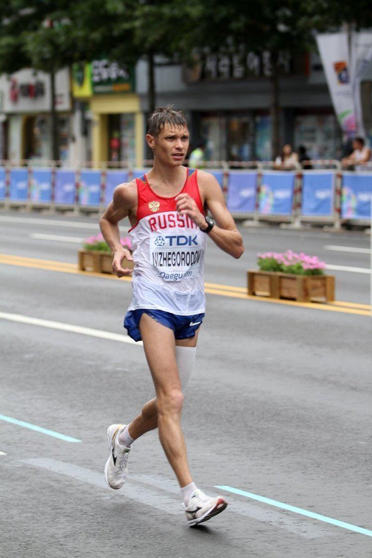 Denis Nizhegorodov RusAthletics Russian Athletics