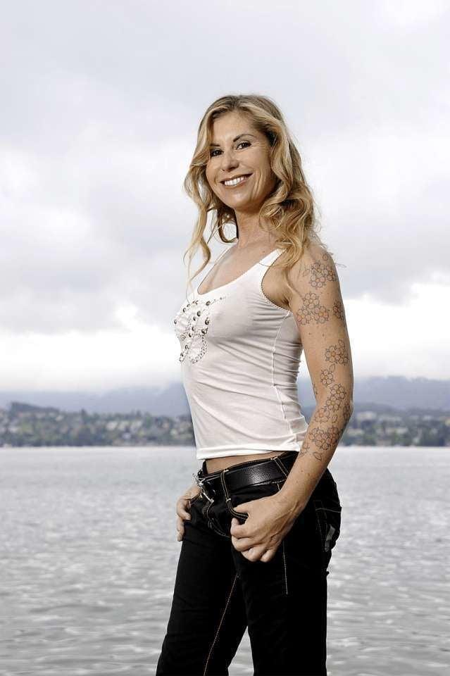 Denise biellmann nackt