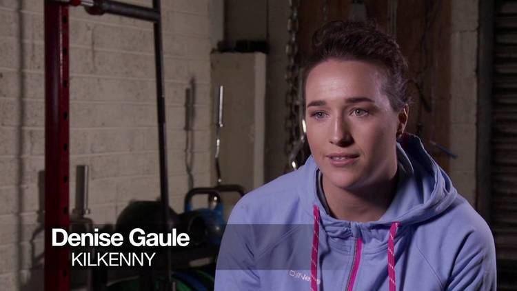 Denise Gaule Our Game Your Game Ambassador Denise Gaule Kilkenny YouTube