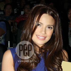Denise Laurel Denise Laurel says the father of her child is an ItalianAmerican