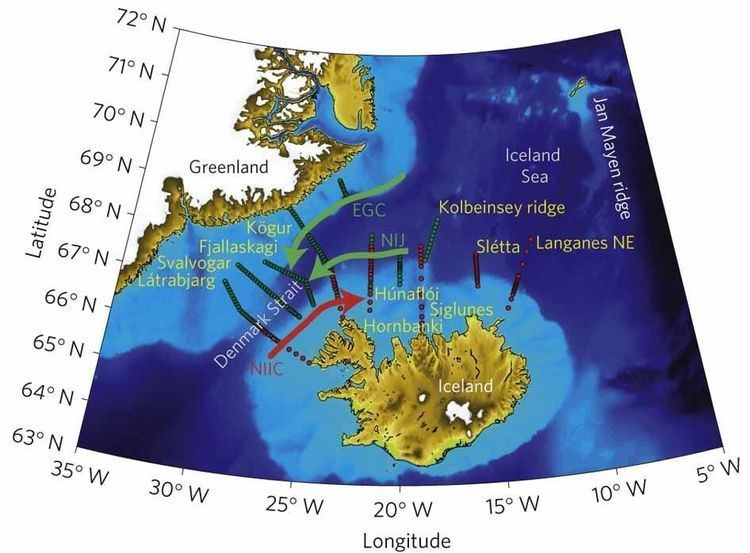Denmark strait alchetron the free social encyclopedia denmark strait flow through the denmark strait significant role of the north gumiabroncs Choice Image