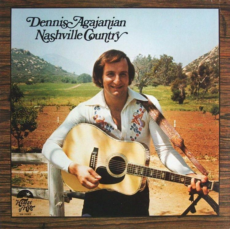 Dennis Agajanian DENNIS AGAJANIAN Nashville Country The Ancient Star Song