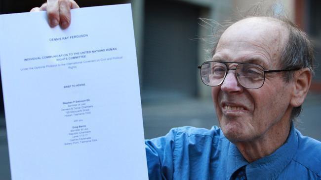Dennis Ferguson Dennis Ferguson lawyer blasts move to ID child sex