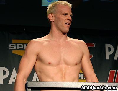 Dennis Hallman UFC39s Dennis Hallman a new man after longrunning allergy