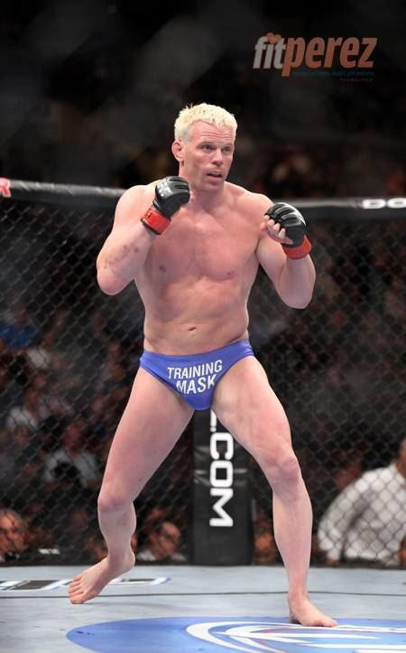 Dennis Hallman Peen Problem Dennis Hallman Makes UFC Institute New Dress