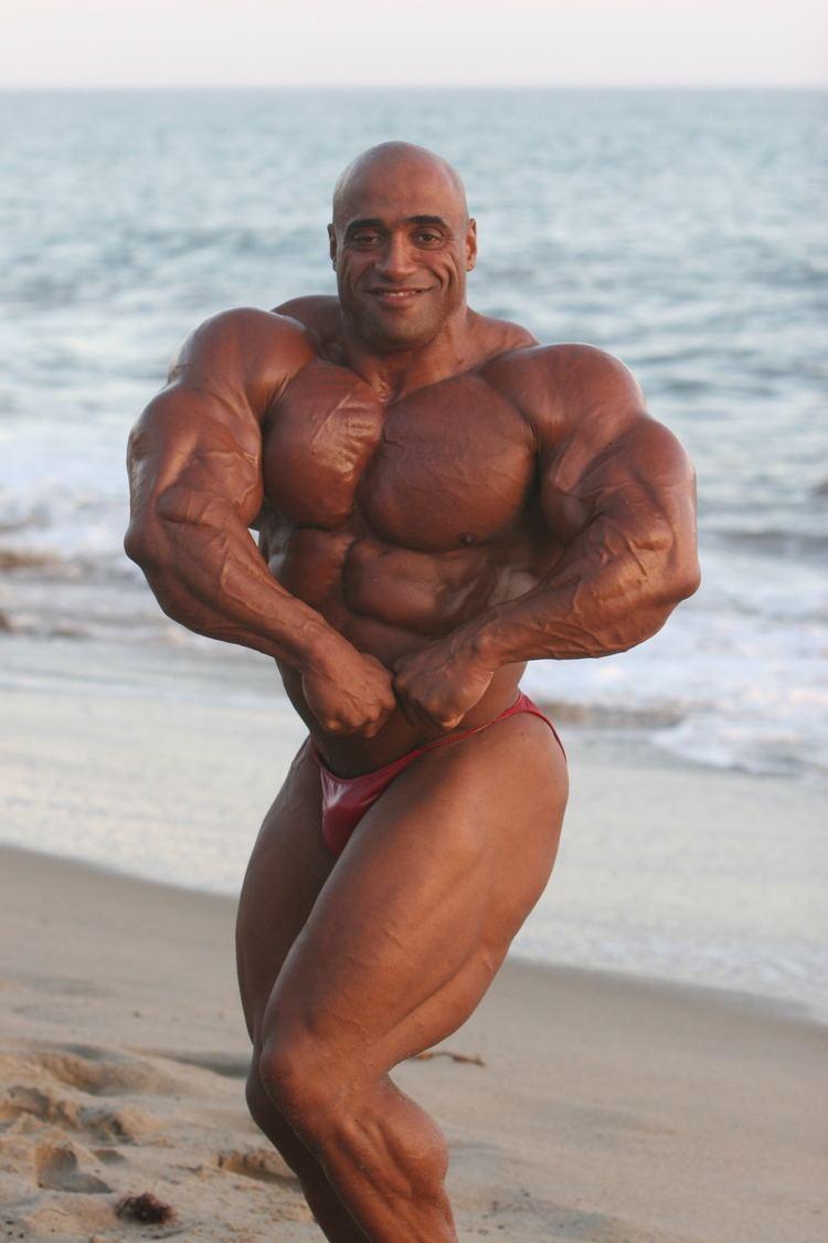 Dennis James (bodybuilder) - Alchetron, the free social encyclopedia