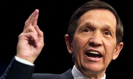 Dennis Kucinich Dennis Kucinich shows appetite for punishment by joining