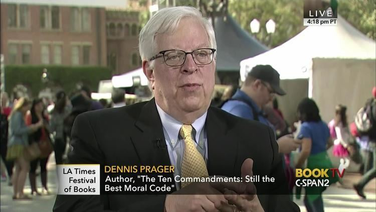 Dennis Prager Open Phones Dennis Prager Apr 10 2016 Video CSPANorg