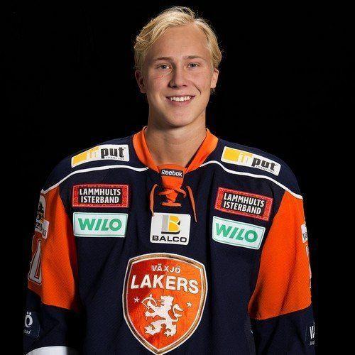 Dennis Rasmussen Rasmussen VMKlar Vxj Lakers HC SHL SvenskaFanscom