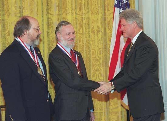 Dennis Ritchie Dennis M Ritchie American computer scientist Britannicacom
