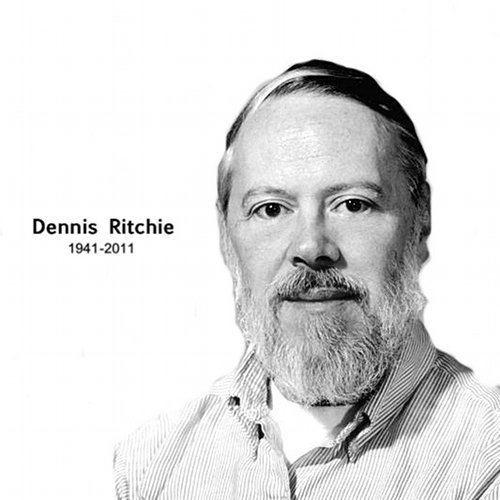 Dennis Ritchie Ken Thompson and Dennis Ritchie By sunisa Kogar Publish