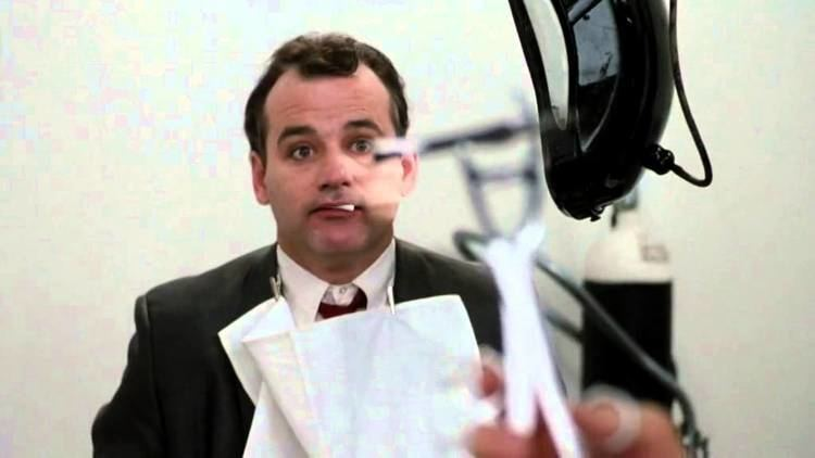Dentist Love movie scenes Little Shop of Horrors Dentist Scene w Bill Murray Good Quality