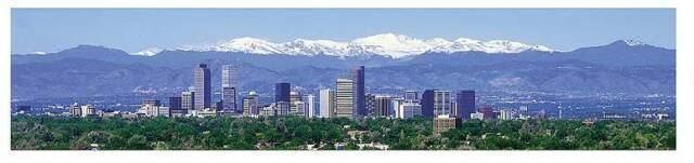 Denver Beautiful Landscapes of Denver