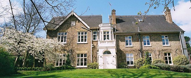 Denville Hall, Hillingdon, Greater London, HA6 2SB   Nursing home