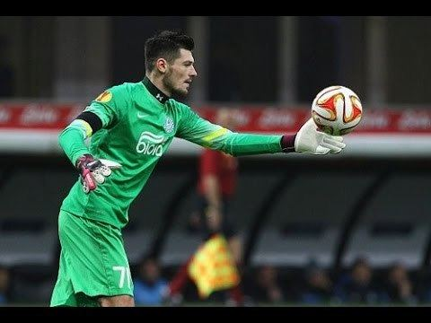 Denys Boyko Denys Boyko Season Review in Europa League 2015 HD YouTube