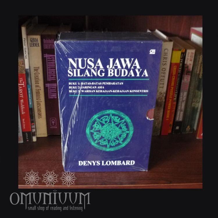 Denys Lombard Nusa Jawa Silang Budaya Denys Lombard IDR 245000 Omuniuum
