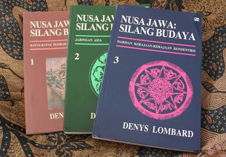 Denys Lombard TOKOHITAM Denys Lombard Nusa Jawa Silang Budaya 3 Buku Gramedia