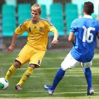 Denys Miroshnichenko Denys Miroshnichenko Ukraine Under19 nav UEFAcom