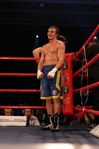 Denys Poyatsyka Photos Denys Poyatsyka vs Xhek Paskali Boxing news BOXNEWScomua