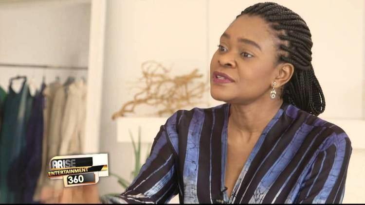 Deola Sagoe Deola Sagoe Queen of African Design YouTube
