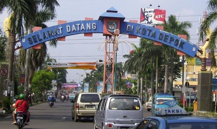 Depok in the past, History of Depok