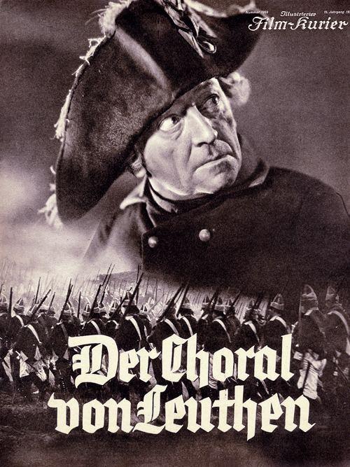 Der Choral von Leuthen Der Choral von Leuthen 1933 Neues Europa