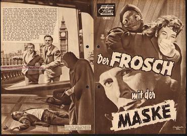 Der Frosch mit der Maske Der Frosch mit der Maske Wikipedia