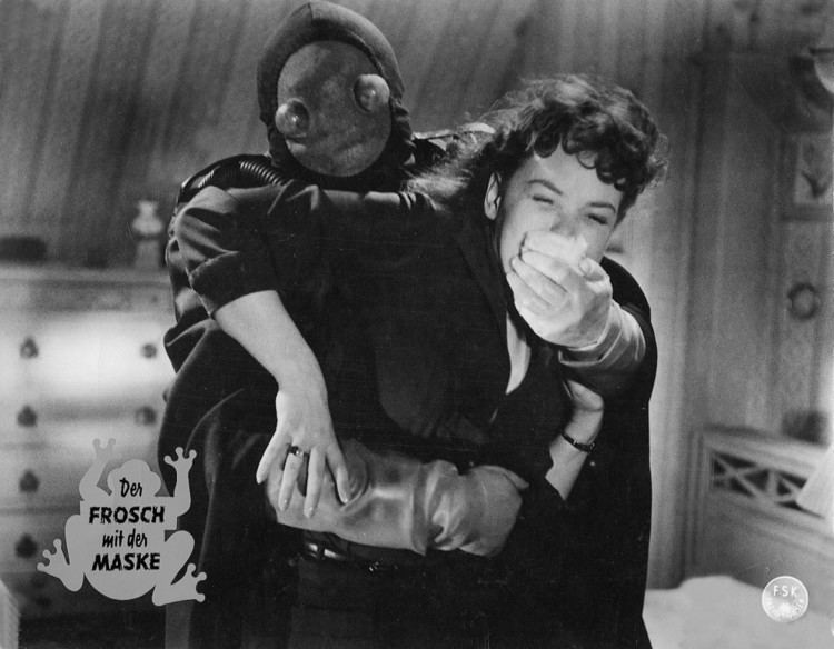 Der Frosch mit der Maske Der Frosch mit der Maske Bilder Cinemade