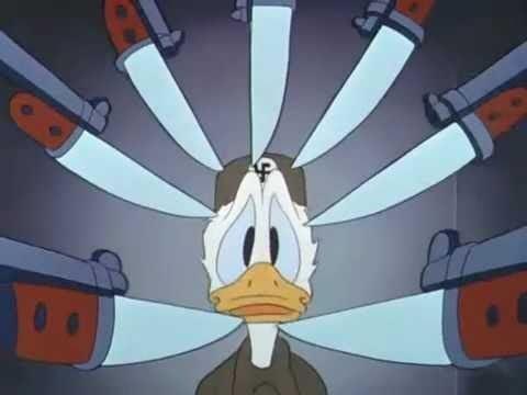 Der Fuehrer's Face Donald Duck Der Fuehrers face eng sub YouTube