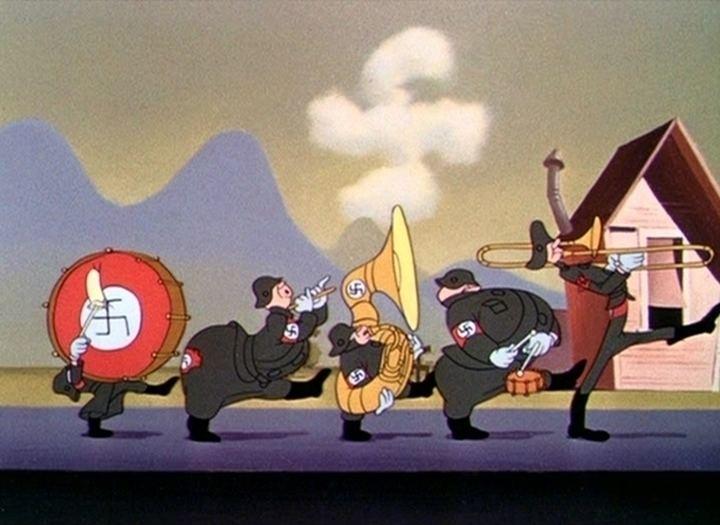 Der Fuehrer's Face Der Fuehrers Face 1943 The Internet Animation Database