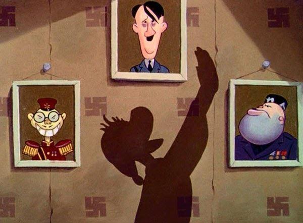 Der Fuehrer's Face Disney in the 1940s Der Fuhrers FaceReason and Emotion Public