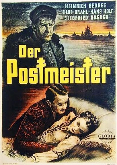 Der Postmeister Der Postmeister 1940 DVD Der Postmeister 1940 DVD The