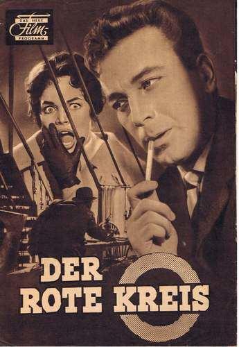 Der rote Kreis FILMPROGRAMM Der Rote Kreis Deutschland 1960 Bcher Die