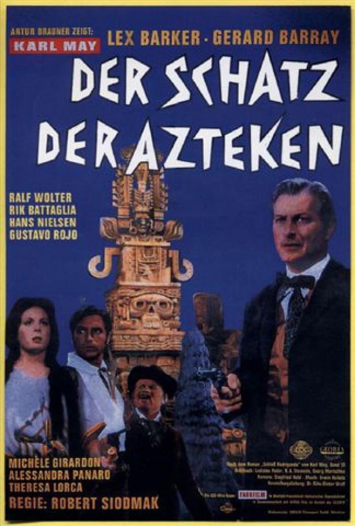 Der Schatz der Azteken Lonnys Filme