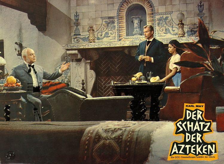 Der Schatz der Azteken Der Schatz der Azteken Film 1965 Trailer Kritik KINOde