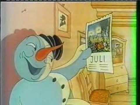 Der Schneemann Der Schneemann The Snowman YouTube