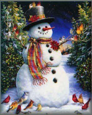Der Schneemann Der Schneemann Weihnachtskistecom