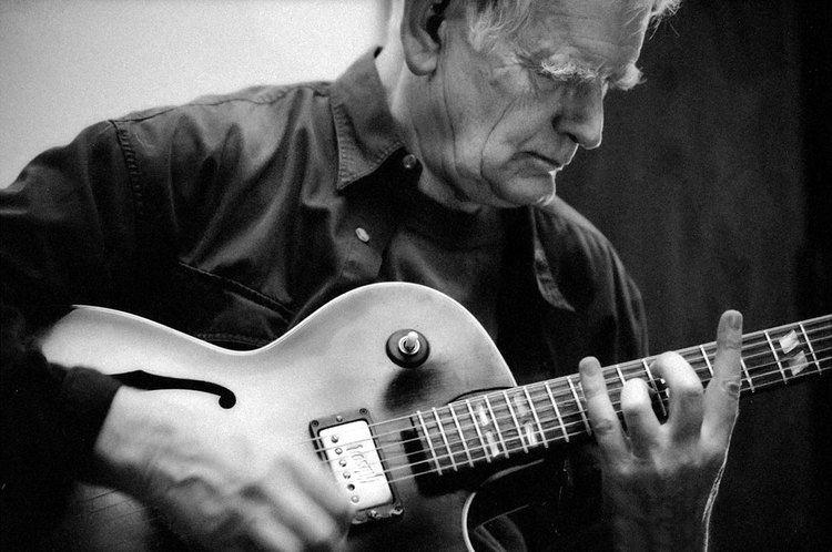 Derek Bailey (guitarist) Derek Bailey Tribute The Gear Page