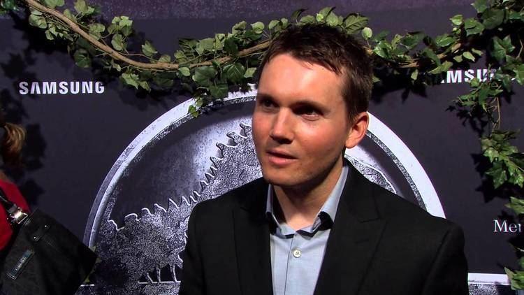 Derek Connolly Jurassic World Premiere Interview Derek Connolly YouTube