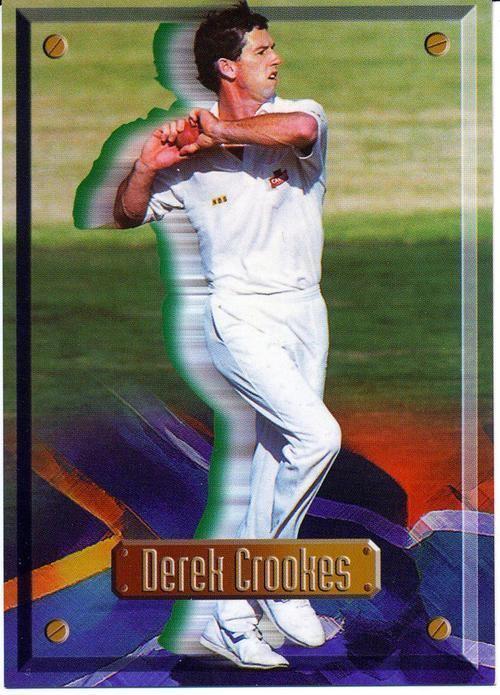 Derek Crookes (Cricketer)