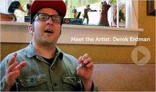 Derek Erdman Artist Spotlight Derek Erdman ShirtWoot