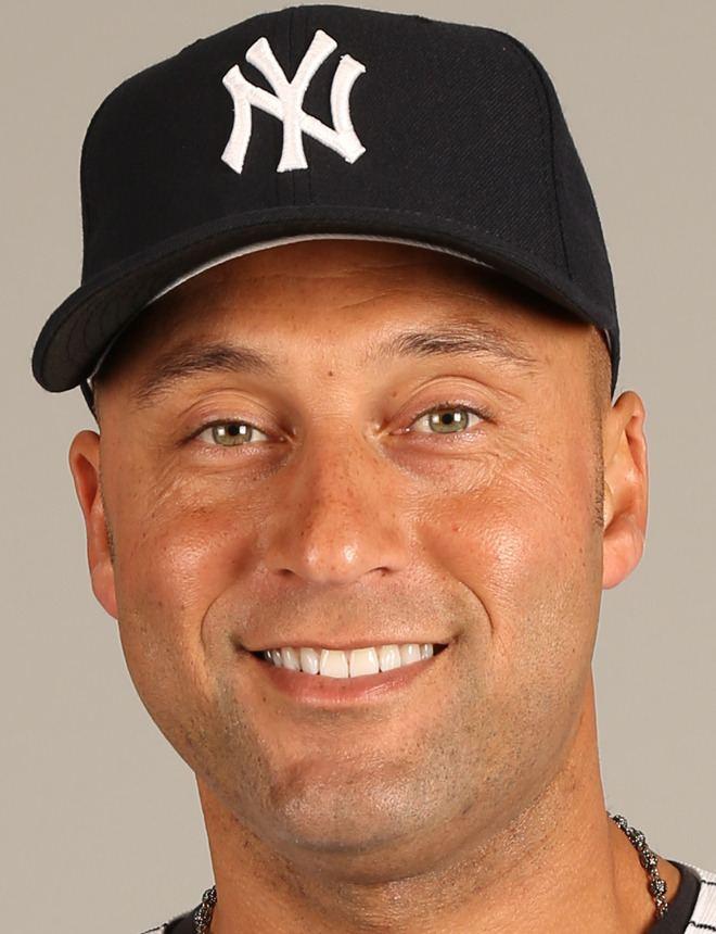 Derek Jeter Derek Jeter New York Yankees Major League Baseball