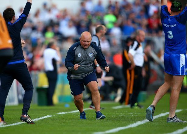 Derek McGrath (rugby union) Derek McGrath not thinking that Wexford clash could be his last game