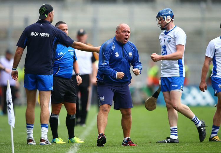 Derek McGrath (rugby union) Derek McGraths classy gesture to Kilkenny goalkeeper speaks volumes