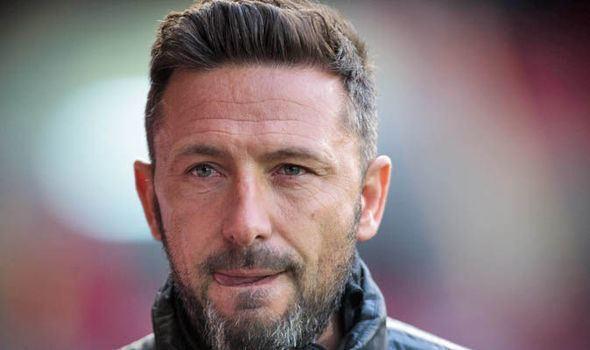 Derek McInnes Derek McInnes will make Aberdeen great again says Joe