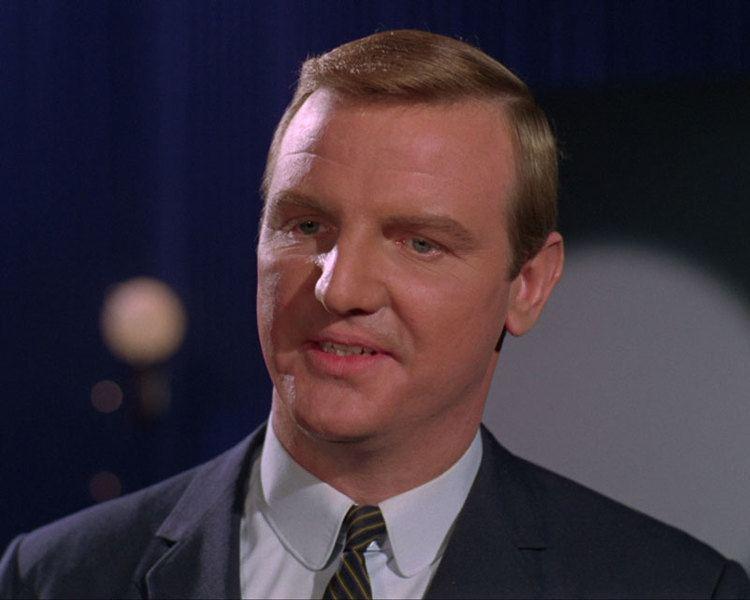 Derek Newark The Avengers Series 5 From Venus With Love Cast
