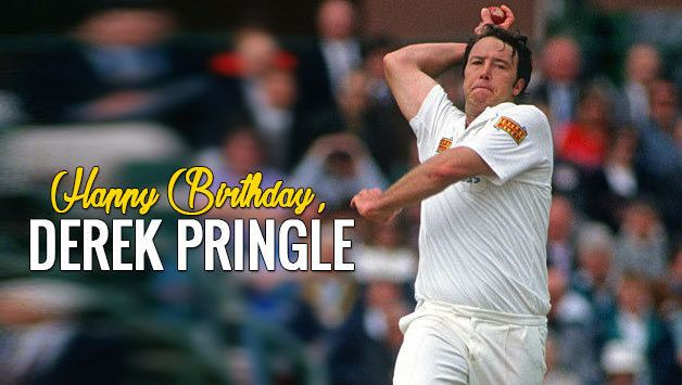 Derek Pringle 15 things about the Essex gentle giant Cricket Country
