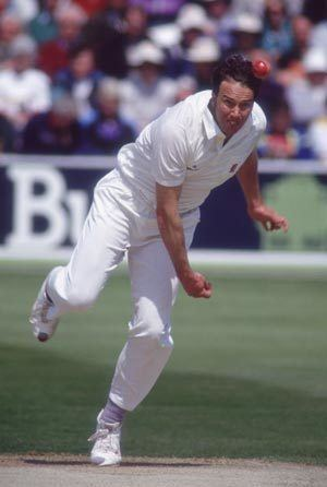 Derek Pringle An allrounder who could not realise his true